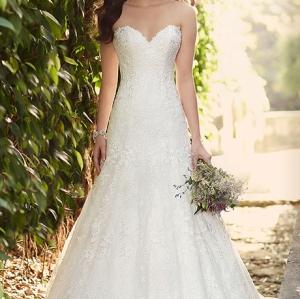 Fii romantica si feminina, alege o rochie de mireasa din dantela in ziua nuntii