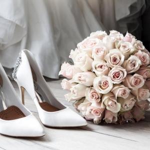 Sase modele de pantofi de mireasa in trend in 2017