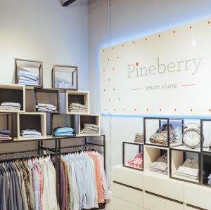 Primul magazin offline Pineberry s-a deschis la Bucuresti Mall-Vitan