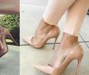 Pantofii nude nu mai sunt la modă! Cu ce să îi înlocuiești