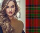 Părul în carouri, tendința care face furori pe Internet