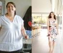 A slăbit peste 60 de kilograme în 18 luni! Află secretul ei!