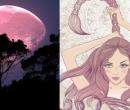 Luna Roz în Scorpion - 4 zodii renasc din propria cenușă