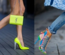 Ce să porți cu fiecare culoare de pantofi