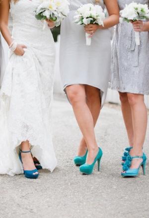 Sandale in tendinte pentru o nunta de vara