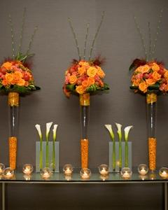 Top 5 decoratiuni pentru o nunta de toamna
