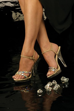 Pantofii de mireasa si de ocazie-un rasfat al frumusetii