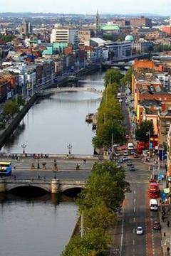 Luna de miere in Dublin