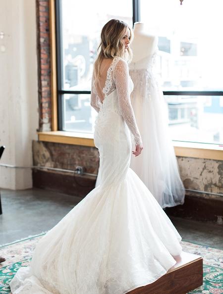 Trenduri in materie de rochii de mireasa, in 2017. In ce sa te imbraci la propria nunta