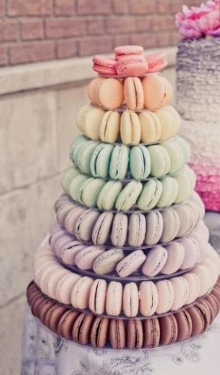 Alternative la tortul de nunta: Cele mai ingenioase idei pentru desertul din ziua cea mare