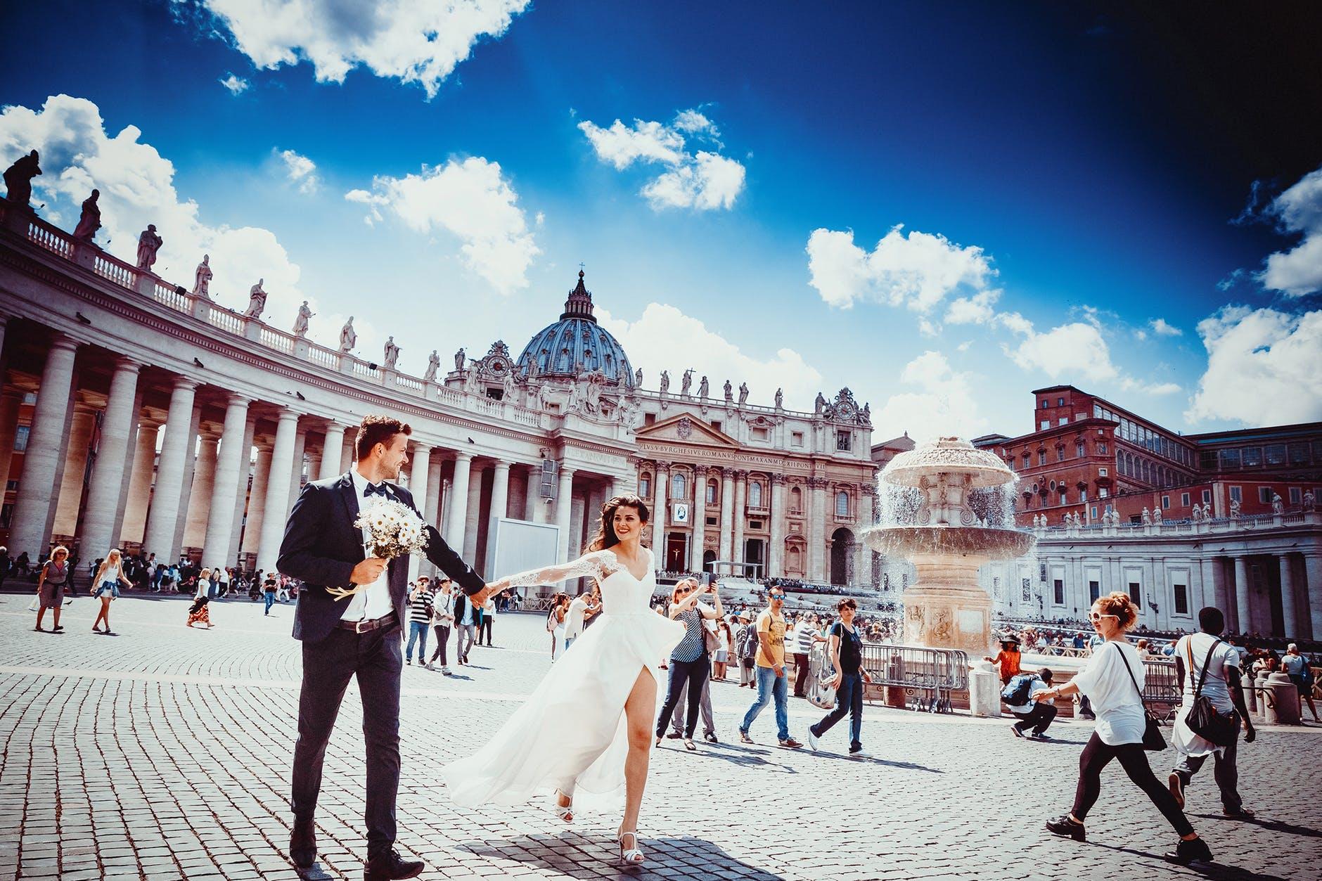 30 de fotografii de nunta pe care sa le incerci in 2019