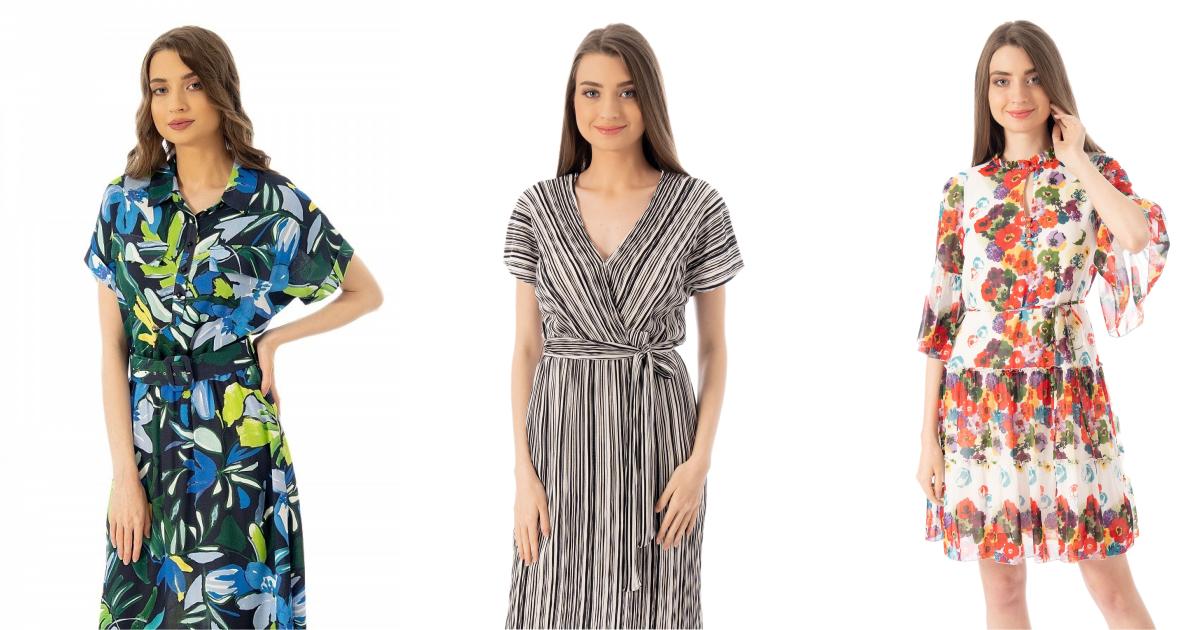 7 modele de rochii de zi pe care trebuie sa le aiba orice femeie