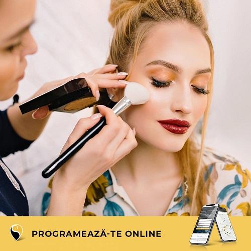 Programari cu Stailer la salonul de beauty pentru ziua nuntii