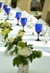 Aranjamente si ornamente de nunta: trucuri si idei pentru buget mic