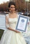 Recorduri Guiness stabilite la nunti