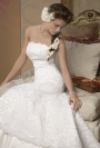 Tendinte 2011: rochia de mireasa din dantela