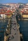 Luna de miere de toamna: Praga, orasul cu o suta de turnuri