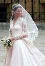 Nunta Regala: Povestea rochiei de mireasa si a accesoriilor miresei
