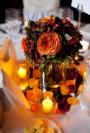 Decoratiuni: cele 10 culori pentru o nunta de toamna