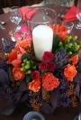 Inspira-te: 30 de aranjamente florale pentru o nunta de toamna perfecta