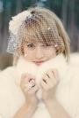 Accesorii de mireasa pentru o nunta de iarna