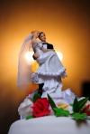 Cele mai frumoase figurine pentru tortul de nunta