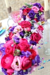 50 de idei de aranjamente florale cu trandafiri