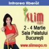 SLIM EXPO la SALA PALATULUI: toate produsele si serviciile pentru atingerea si mentinerea greutatii ideale