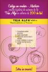 Castiga un voucher - martisor pentru bijuterii de mireasa de la Tria Alfa in valoare de 200 de lei