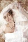 Bijuterii de mireasa vintage in functie de rochia de mireasa
