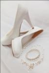 Tendinte 2012: pantofi de mireasa deosebiti direct de pe podium