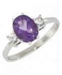 Inelul de logodna cu diamant - visul oricarei femei