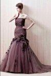 Noul trend: rochia de mireasa colorata