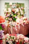 Aranjamente florale in functie de nunta - tendinte, trucuri, preturi