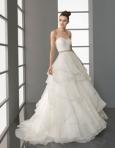 Rochia de mireasa eleganta - un plus de stil in ziua nuntii