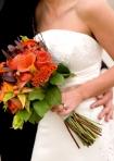 Nunta si caldura: buchete de mireasa care rezista