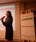 4Career - un an de activitate de consultanta in dezvoltarea carierei