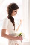 Tendinte 2013: coafuri de mireasa pentru orice tip de par
