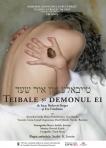 Teatrul Evreiesc de Stat: program de spectacole 12-18 noiembrie 2012