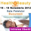Program demonstratii HEALTH BEAUTY EXPO Sala Palatului