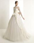 Cele mai frumoase poze cu rochii de mireasa care se poarta in 2013