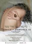 Teatrul Evreiesc de Stat Bucuresti - Program 7-20 ianuarie 2013