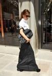 Trucuri vestimentare si de machiaj de la Victoria Beckham