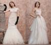 Cand romantismul si eleganta se intalnesc: rochii de mireasa superbe
