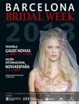 Rochiile de mireasa Laura Olteanu la Barcelona Bridal Week