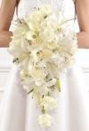 Buchet de mireasa alb: cele mai frumoase modele