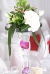 Decoratiuni nunta: cele mai frumoase modele cu alb