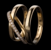 Verighete cu diamante: modele si preturi