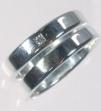 Verighete din argint: modele simple, elegante sau sofisticate