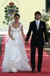 Rochii mirese vedete: ce rochie si ce designer au ales vedetele din Romania